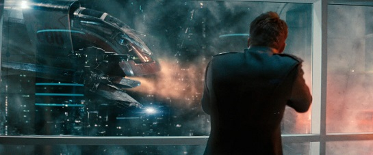 Star Trek: Into Darkness - Paramount / Bad Robot