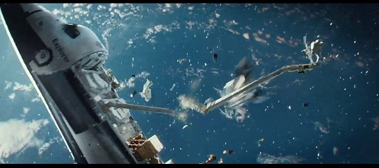 Gravity - Warner Bros. Studios