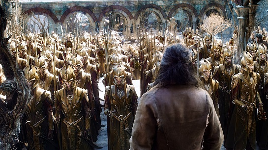 The Hobbit: Battle of the Five Armies - Warner Bros / New Line Cinema / MGM