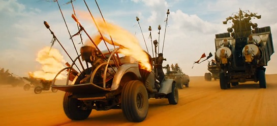 Mad Max: Fury Road - Warner Bros
