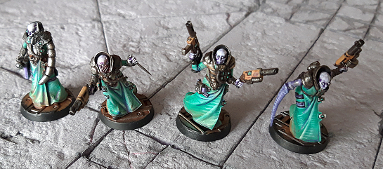 Alpha Legion Cultists